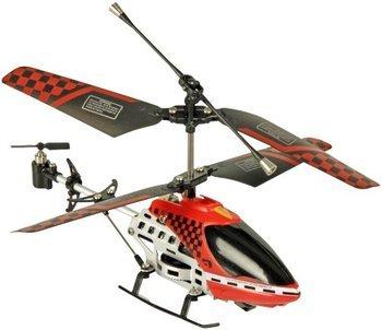 Fun2Get YD-618 - RC Hubschrauber YD-618 Metal RTF mit Gyro-Technologie, rot / 14,90€ oder 17,90€