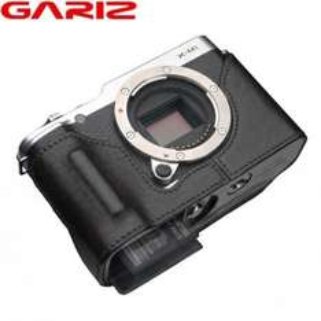 Gariz Echtleder Kamera Halbtasche Fuji X-M1/A1 oder X-E1/E2 für 80,63 statt 105 Euro