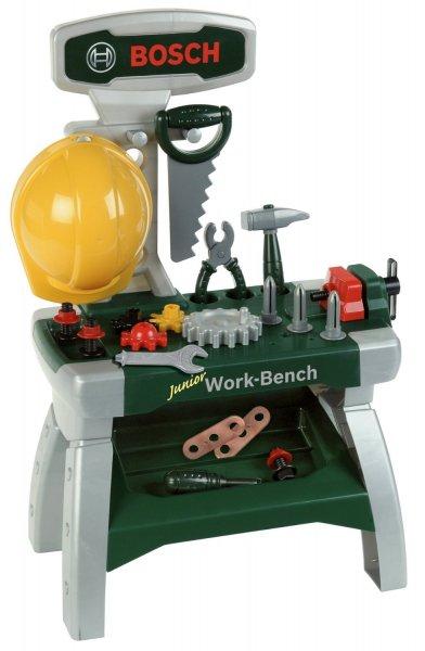 Bosch Werkbank, Junior Theo Klein 8606 / 19,99€ oder 22,99€ / Ab 30€ Bestellwert 10€ Gutschein für Neukunden einlösbar
