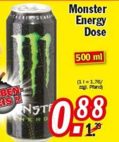 Monster 88cent/500ml