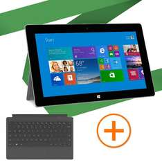 Microsoft Surface 2 32GB inkl. Type Cover