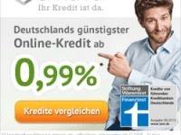 Smava: 1500 EUR-Kredit über 36 Monate zu 0,99% Zinsen p.a.
