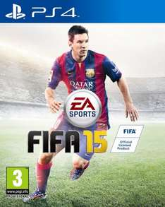 FIFA 15 (PS4/PS3/XBOX1/XBOX360) - 9,99er Aktion bei Gamestop