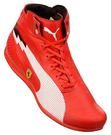 Puma - evoSPEED Mid Ferrari Fashion Sneaker @ kik.de