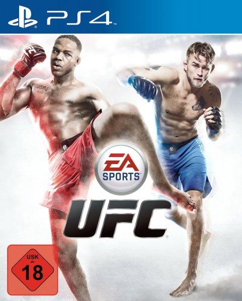 EA Sports UFC für 44,97 € bei Amazon