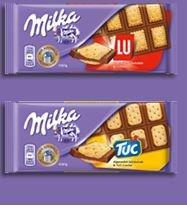 Wiesn-Angebot: Milka TUC & LU Tafel 0,49€ & weitere Angebote@ Milka Welt München