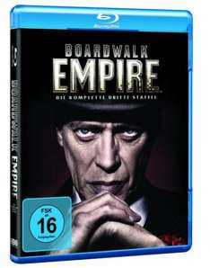 Boardwalk Empire: Staffel 3 dvd für 9,95, blu ray für 16,87