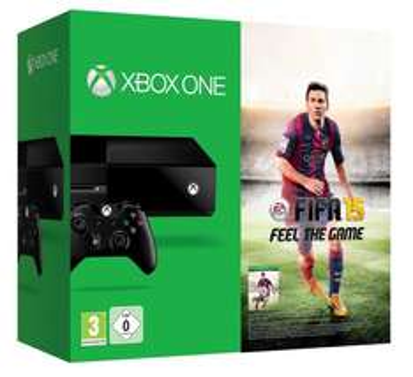 Xbox One 500GB inkl. FiFa 15 & Forza 5 für 414€ @Technikdirekt