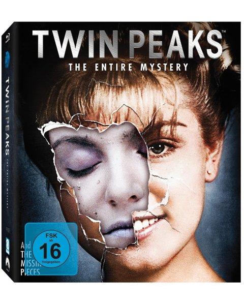 [Thalia.de] Twin Peaks: The Entire Mystery (Blu-ray) inkl. Vsk für 52 €