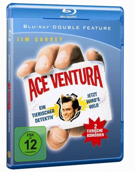 [Amazon Prime] Ace Ventura 1&2 Blu-ray-Box für 8,97€ (ohne Prime 11,97€)