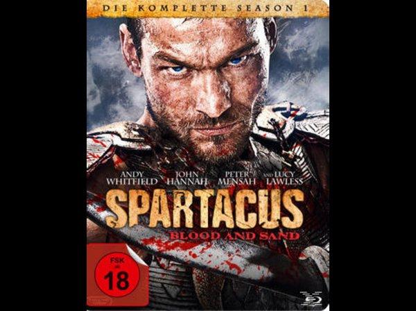 Spartacus: Blood and Sand - Die komplette Season 1 (Steelcase Edition) bei MM Online