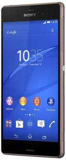 Vorbestellung: Sony Xperia Z3 Copper + £10 Amazon UK Gutschein für 550,49 € @Amazon.co.uk