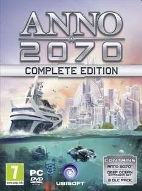 Anno 2070 Complete Edition 12,49€