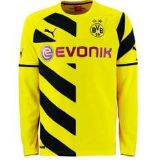 PUMA Herren Trikot BVB Long Sleeve Home & Away Shirt 2014/2015 [amazon] + weitere