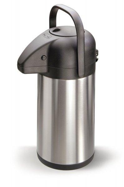 [3% Qipu] MATO Pump-Isolierkanne Pumpy Edelstahl 1,9 Liter für 15€ zzgl. 4,95€ Versand @Voelkner