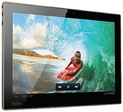 Kobo Arc 10HD Android-Tablet / 2560 x 1600 Auflösung für 169€ zzgl. 5,95€ Versand @iBOOD