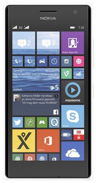 NOKIA Lumia 730 Dual-SIM white für 223€ @ Innova24