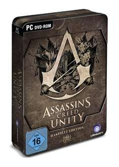 [PC] Assassins Creed Unity: Bastille Edition für 54,95 €