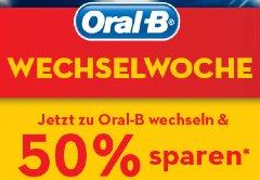 Oral-B Pro 650 Cross Action für 12,22€ @conrad.de
