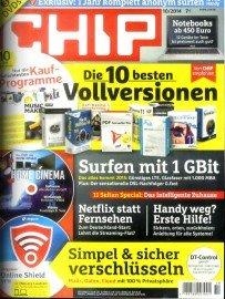 6 Monate Chip mit je 3 DVD + 35 Euro Bon @burda-direkt