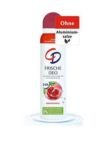 [ROSSMANN]KW40: CD Deo-Spray versch. Sorten 150ml für 0,32€