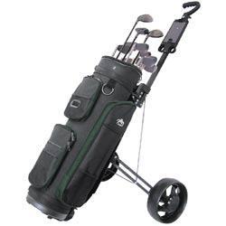 Golfset - 13 Golfschläger inkl. Bag und Trolley 104,50 €