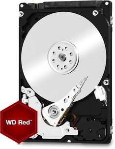 "Western Digital WD Red 750GB, 2.5"", SATA III - 6Gb/s (WD7500BFCX)"
