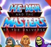 He-Man and the Masters of the Universe - Die komplette Serie + Special Box