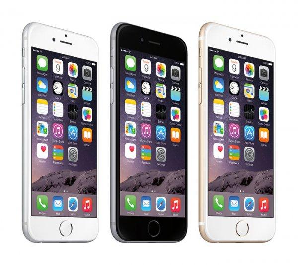 iPhone 6 64GB mit Vodafone Smart XL für einmalig 243,95€ nur 34,99€ monatlich (OHNE NETLOCK!)