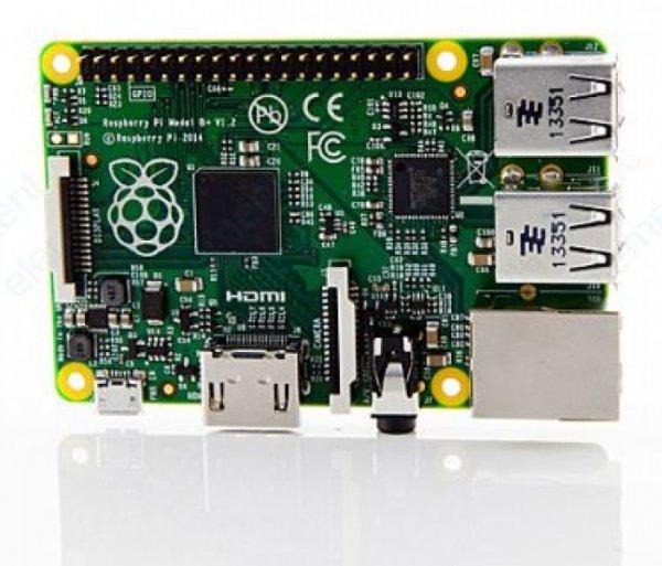 Raspberry Pi Model B+ für 29,90€ inkl. Versand bei Rasppishop - mal wieder