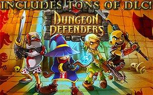[STEAM] Humble Bundle - Dungeon Defenders für 5,99€