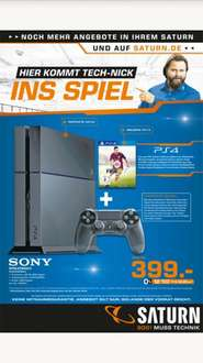 PS4 bundle mit Fifa15