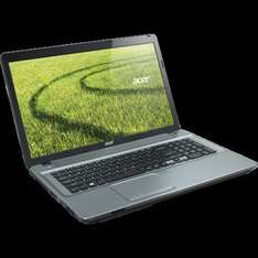 Acer Notebook 17,3 Zoll, 4GB RAM, Windows 8.1 64-bit (OEM) für 349,9 Euro, 30% sparen