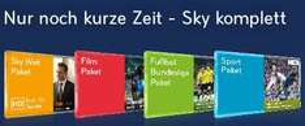Sky inklusive allem - Sky Go + Sky HD (alle Feeds) + Sky+ Receiver - 24 Monate für 34,90 Euro pro Monat @Sky