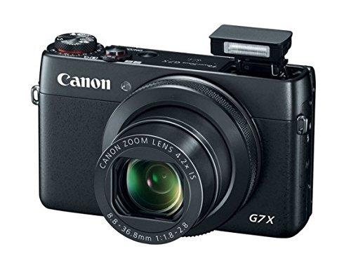Canon PowerShot G7 X schwarz für 599,69€ statt 649€ @Amazon.fr