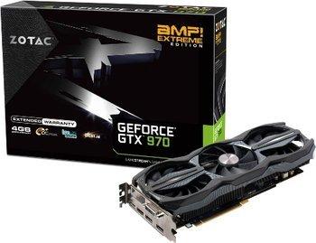 Zotac GeForce GTX 970 AMP! Extreme Edition für 324,89 € -NICHT LAGERND-Aber Bestellung möglich
