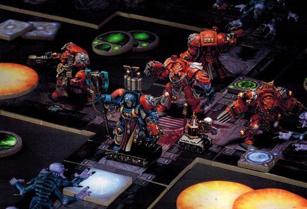 Space Hulk Brettspiel (2014 Edition, limitiert, englisch)
