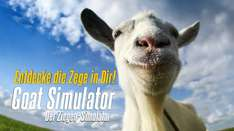 [Facebook] [Steam] Goat Simulator kostenlos
