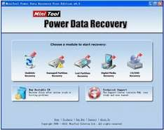 MiniTool Power Data Recovery (Datenrettung) – Vollversion heute gratis