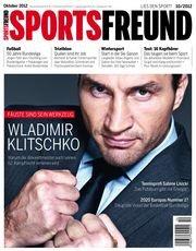 """6 Ausgaben des Sport-Magazins """"SPORTSFREUND"""" gratis (und selbstkündigend), sponsored by meventi"""