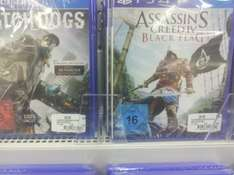 [Lokal? MM in Eisenach] Watchdogs/Assassins Creed Blag Flag für je 29€ oder NFS Rivals/Battlefield 4 für je 44€