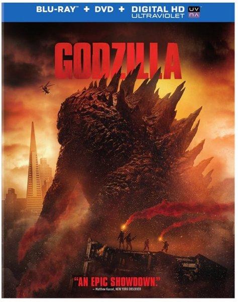 [Lokal-Media Markt Passau] Godzilla Blu-Ray
