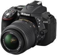 LOKAL: Nikon D5300  WiFi + GPS Kit 18-55 mm [Nikon VR II] in SATURN Bochum für 599€