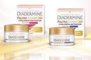 [ROSSMANN BUNDESWEIT] Diadermine Doppelpack Tages+Nachtpflege 50+50ml für 4,95€