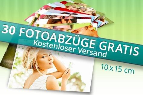 50 Premium Fotoabzüge (10x15 cm) inkl. Versand Kostenlos