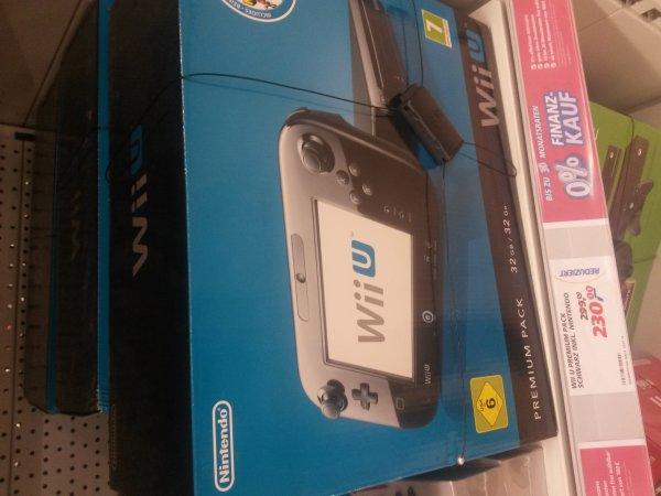 Nintendo Wii U Premium Pack Real Karlsruhe Ettlingen