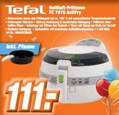 (Herne: Expert) Tefal ActyFry Snacking FZ7070 111€