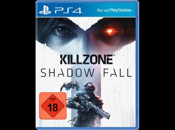 KillZone: Shadow Fall / NBA2K14 / The Amazing Spieder Man 2 PS4 für 18€ @ mediamarkt.de VSK frei