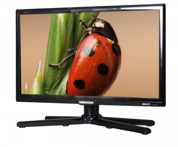 "Mut zum 2. Fernseher - LED-Backlight-TV MEDION LIFE (15,6"")"