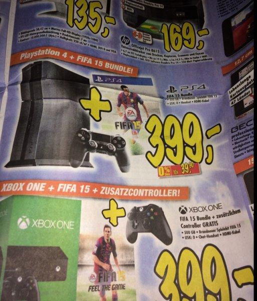 PS4 Fifa 15 Bundel